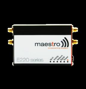 Maestro E220 IoT device
