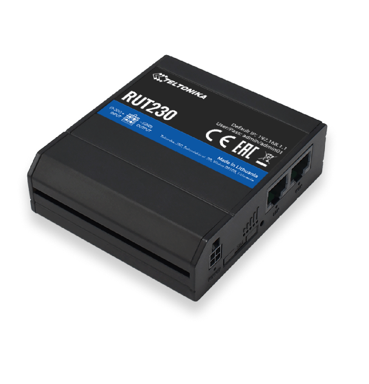 RUT230 IoT device