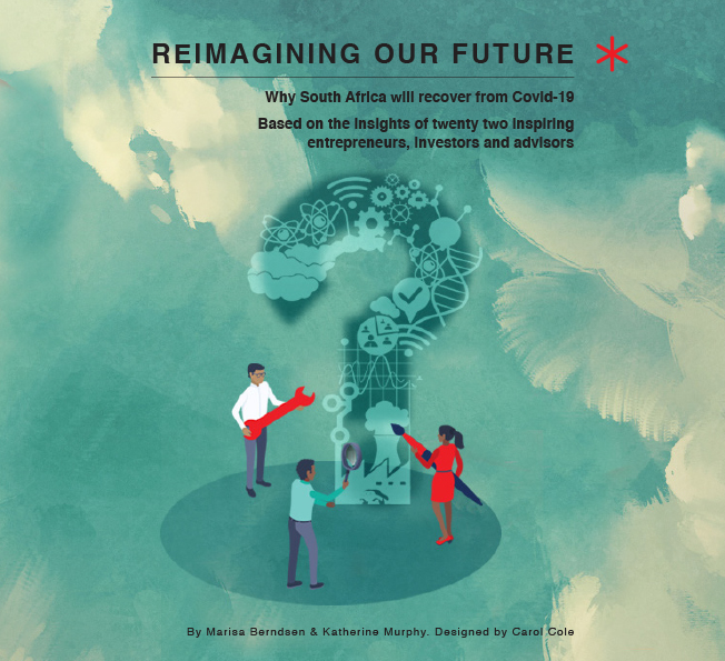 Reimagining our Future book cover